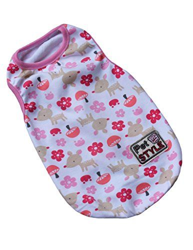 """Dog Tee Shirt Cotton Pullover Style 