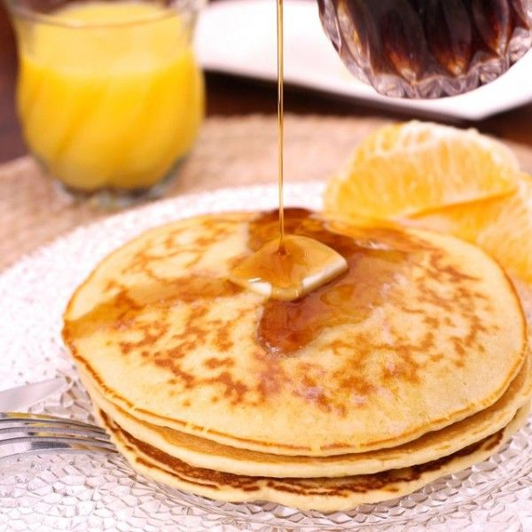 How To Make Pancakes for one! This easy recipe makes a small batch of pancakes and is perfect for those Cooking for One. How To Make Pancakes For One Servings:...