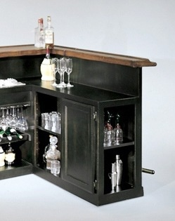 1000 Ideas About L Shaped Bar On Pinterest Home Bar