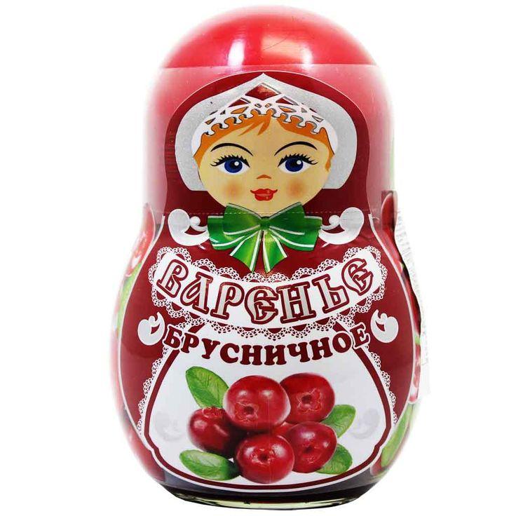 Arta Russian Raspberry Preserve 11.9 oz (340g)