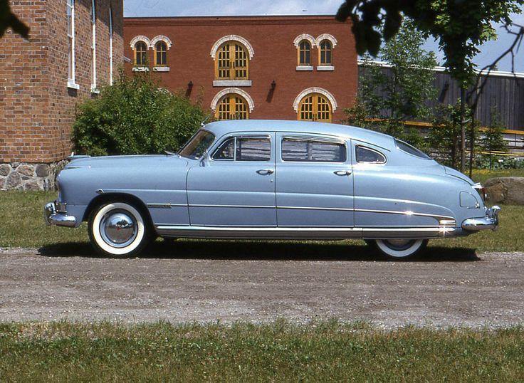 1951 Hudson Commodore 8 4 door