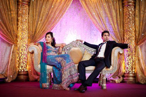 Nepali and Punjabi Wedding Reception – Sraddha