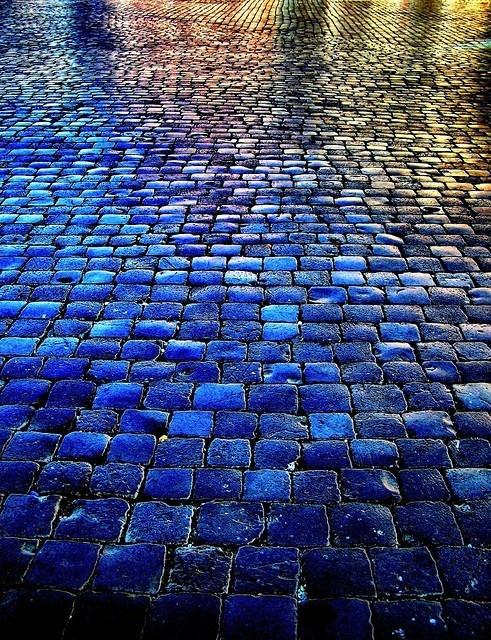 stepping stones true-blue
