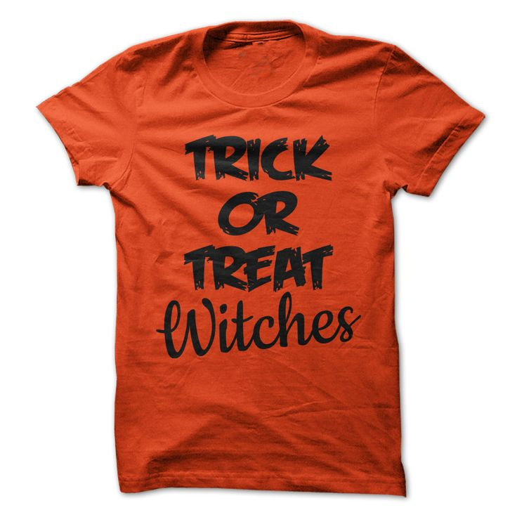 Trick Or Treat Witches