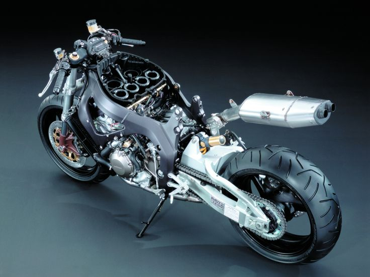 CBR 1000 RR Fireblade 2004-2005 - 2004 cbr1000rr 03