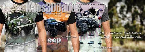 Kaos JEEP, Kaos OFF ROAD, Kaos3D, Kaos Wrangler Jeep, Kaos RUBICON, Kaos Land Rover, Jeep Mania, https://kaos3dbagus.wordpress.com, WA : 08222 128 3456, LINE : Kaos3DBagus