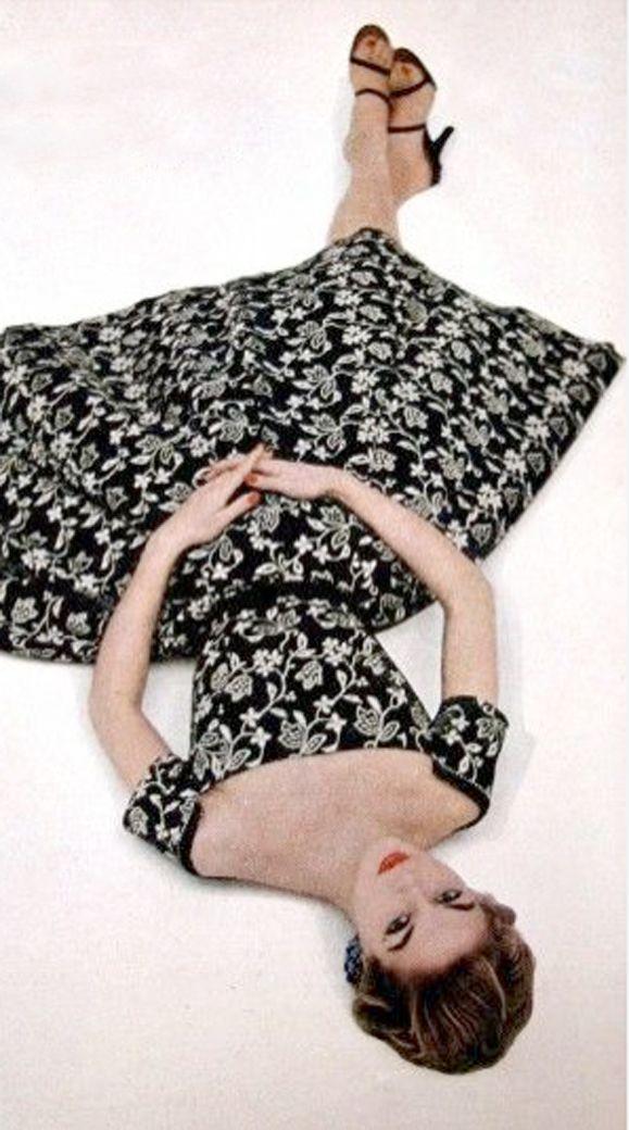 1950s model, Jean Patchett | Dresses