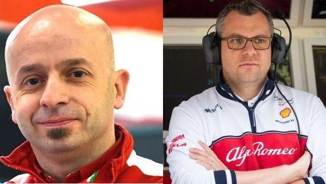 F1: Resta starts at Ferrari, Monchaux DT of Alfa Romeo