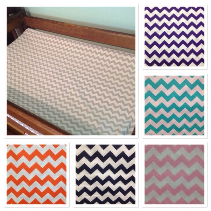 A personal favourite from my Etsy shop https://www.etsy.com/listing/230548079/chevron-change-mat-cover-change-pad