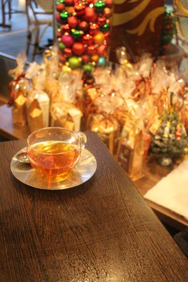 Cafe Lauri tea and coffee