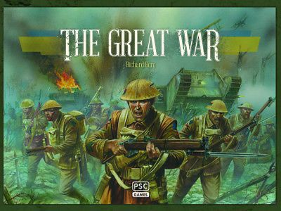 15mm 158728: The Great War Board Game By Plastic Soldier Company (Psc) -> BUY IT NOW ONLY: $64 on eBay!