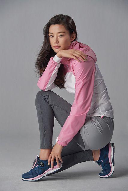 Jeon Ji Hyun Models More Nepa Sportswear | Couch Kimchi