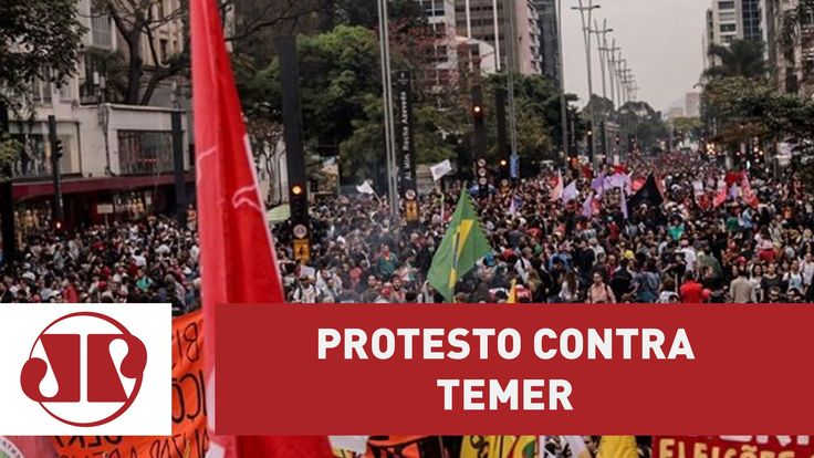 26 são presos antes de protesto contra Temer na Av. Paulista