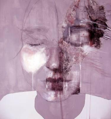 "Saatchi Art Artist Jessica Rimondi; Painting, ""SOLD    -Respirandomiti-"" #art"