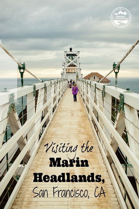 There's more to San Francisco than Pier 49! We loved our visit to the Marin Headlands and had some incredible views of the Golden Gate Bridge & Bonita Lighthouse!