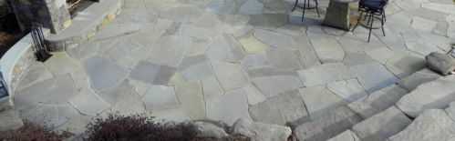 Check out in the article why thin #stone veneer is a great #hardscaping option for your property. Repin and let us know what you think. | Virginia | Irwin Stone