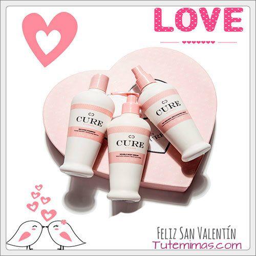 ¿Sabes ya lo que quieres por San Valentín?❤ En San Valentín (y el resto de los 364 días del año) déjate mimar con #icon #LOVEtodoslosdiasdelaño