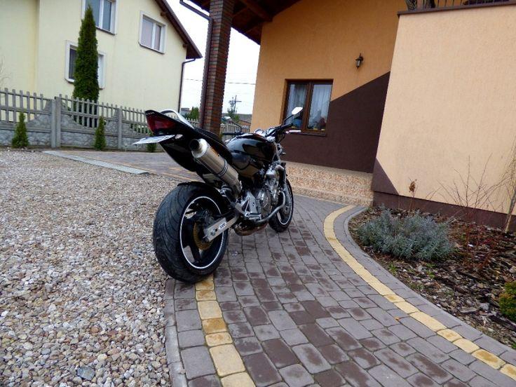 Honda Hornet 600 Dodatki Baracuda Ixil Prywatnie 6093618367 Oficjalne Archiwum Allegro Honda Hornet Motorcycle