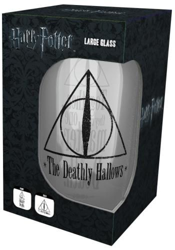 Deathly Hallows - Pintglas van Harry Potter