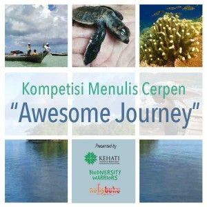 Kompetisi Menulis Nulisbuku.com: Berhadiah ekspedisi Biodiversity Warriors