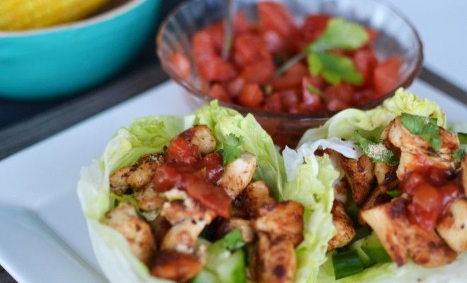Mexican lettuce wraps - Fitgirlcode - Community for fit and healthy women. Unlocking your personal code to a healthy lifestyle.
