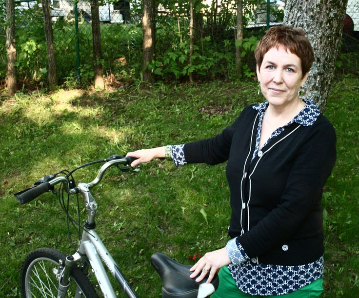 Women & Wellness® founder Helen Macdonnell tells the story of why she's riding.