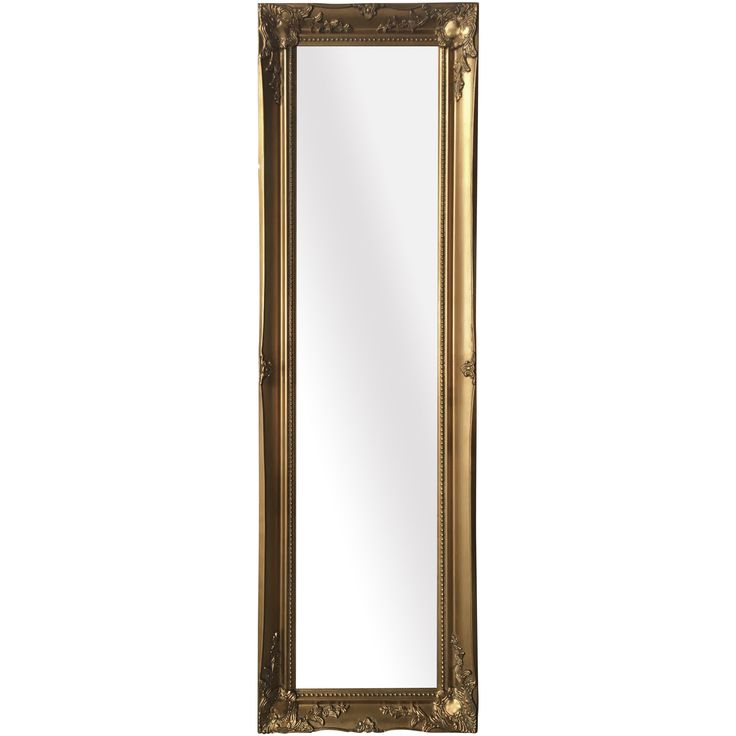 Selections by Chaumont Maissance Traditional Full Length Mirror (Antiqued - Gold)