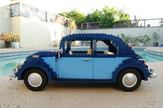 Lego 10187 VW Beetle   by jerry_y_kuo