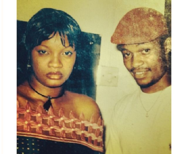 15 Throwback pictures of Nigerian celebrities that will help restore your hope in life..