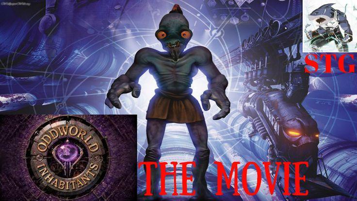 The Oddworld Inhabitants- The Movie Trailer (Abe Teaser) If Games Were Movies