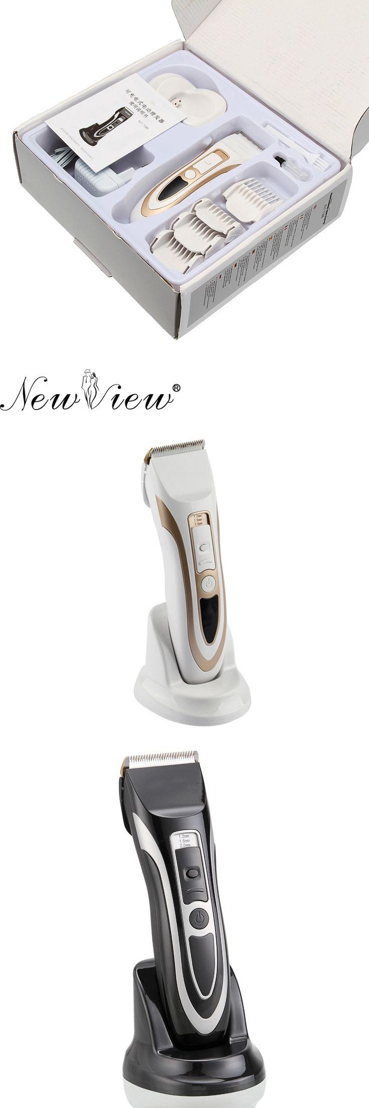 NewView Electric Hair Clipper Rechargeable Beard Trimmer Hairclipper Hair Cutter Machine Hair Trimmer