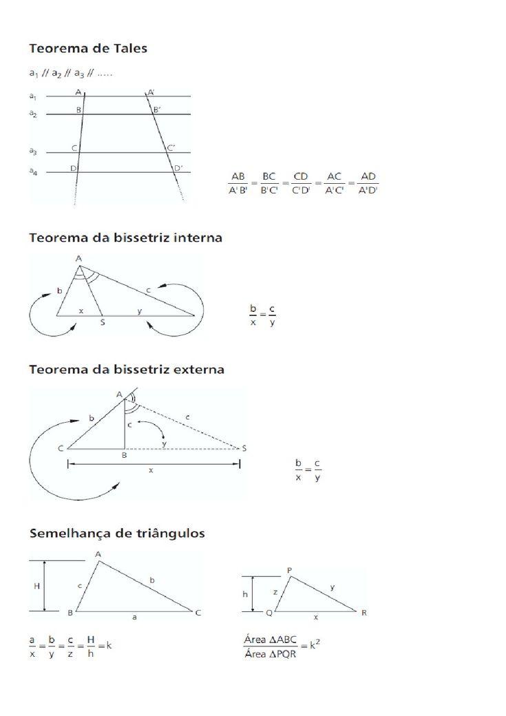 Geometria Plana II