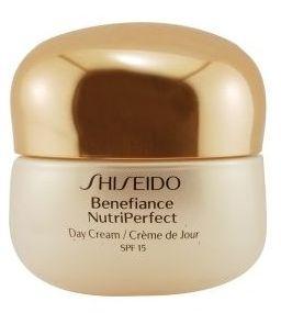 Anti-rugas Shiseido Benefiance Nutriperfect Day cream 50ml