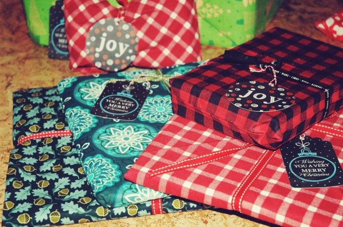 tinypeasant.com | DIY Gift Wrap