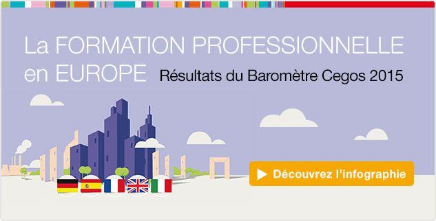 La Formation professionnelle en Europe