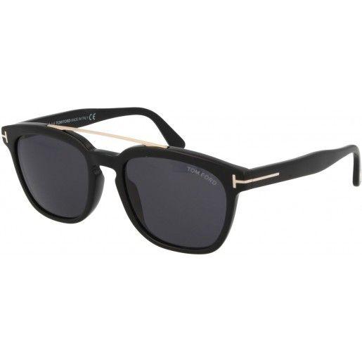Ochelari de soare pentru barbati - Tom Ford FT516 01A Holt