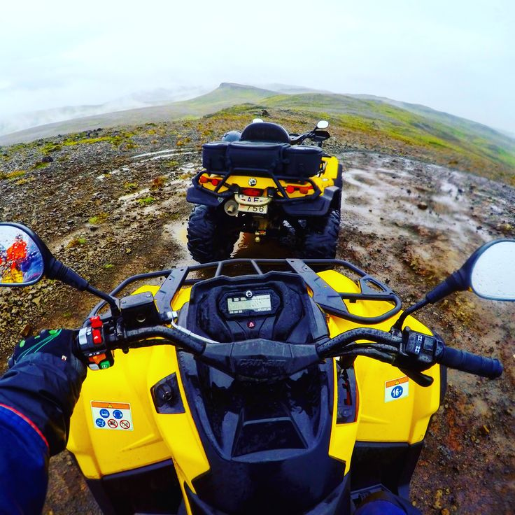 quad mad tour in Iceland, Golden Circle