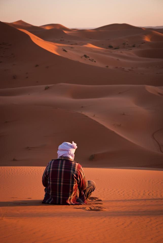 Il silenzio infinito del deserto. Viaggi per non vedenti e per chi vuole esplorare il Mondo con tutti i sensi!