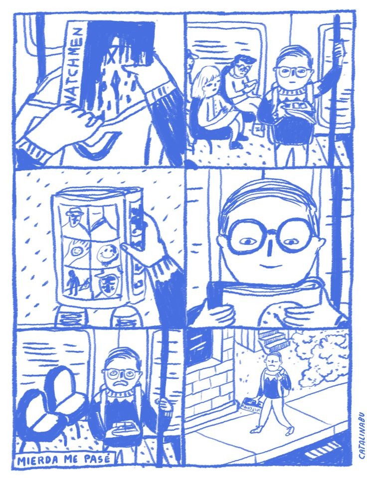 El efecto Watchmen
