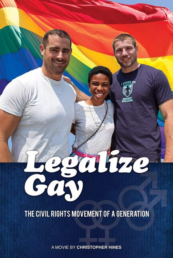 Since when have people been campaigning for the legalisation of gay marriage?