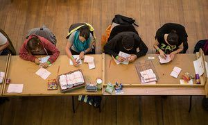 UK National Election results live: Tories largest party in hung parliament says shock exit poll! You may visit: https://www.theguardian.com/politics/live/2017/jun/08/general-election-results-2017-uk-live-labour-tories-corbyn-may-election-results-live-news-line For live stream, you may go to https://www.youtube.com/watch?v=kOoLv8Th638
