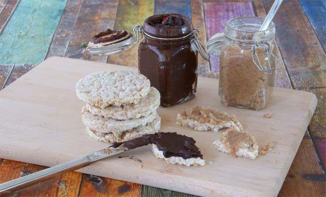 Chocolade-hazelnoot & amandelpasta - Eat.Run.Love.