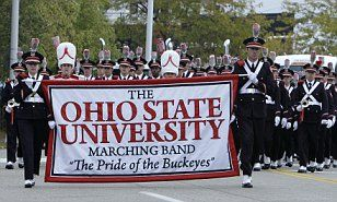 Ohio State marching band song Goodbye Kramer made fun of Holocaust victims | Daily Mail Online
