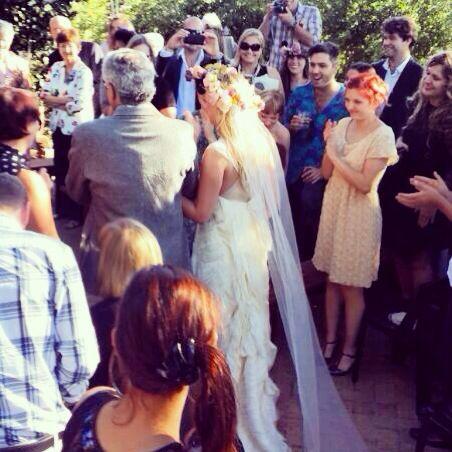 My wedding 29 March 2014