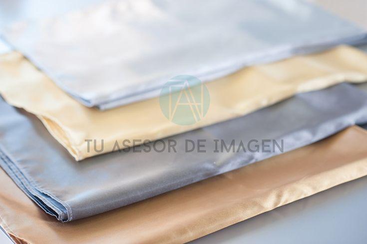 kit de metales para realizar Asesorías de Color diseñado por www.tuasesordeimagen.es