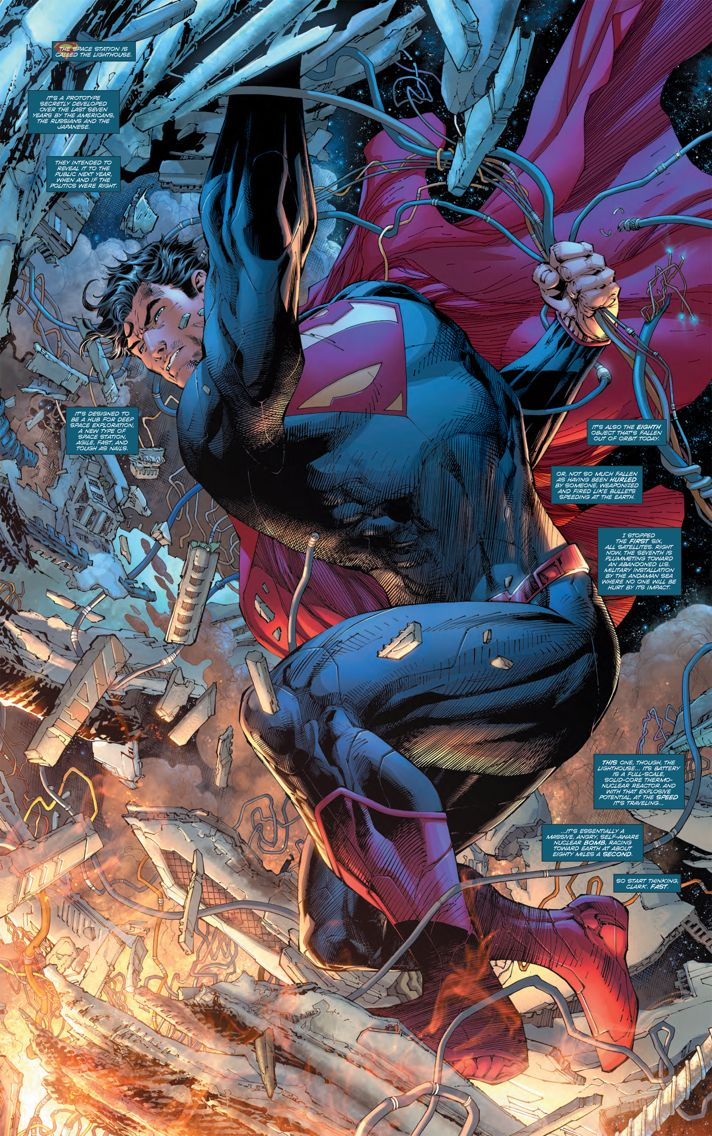 Superman and Superman Lex Luthor by Gary Frank   Dc comics