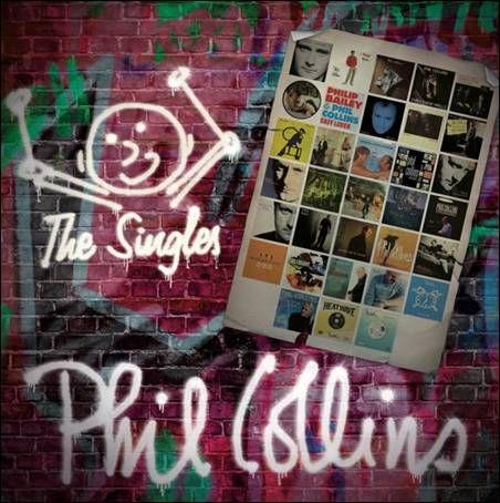 soultrainonline.de - REVIEW: Phil Collins – The Singles (Philip Collins Ltd./Atlantic Records/Rhino/Warner Music)!