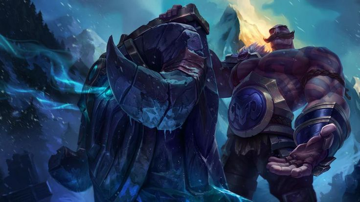 Rotación de Campeones League of Legends – Pretemporada 7 – Semana 2 – 08/11/2016 - Experimento con supports