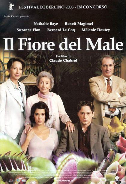 La fleur du mal ,2003 France,  by Claude Chabrol ; half-brother not consanguineous (Benoît Magimel 29-y) , half-sister not consanguineous (Mélanie Doutey 25-y)