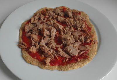 Dukanovská pizza